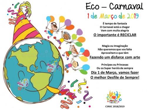 Eco – Carnaval – 1 de Março de 2019